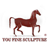 YouFine Horse Sculptures