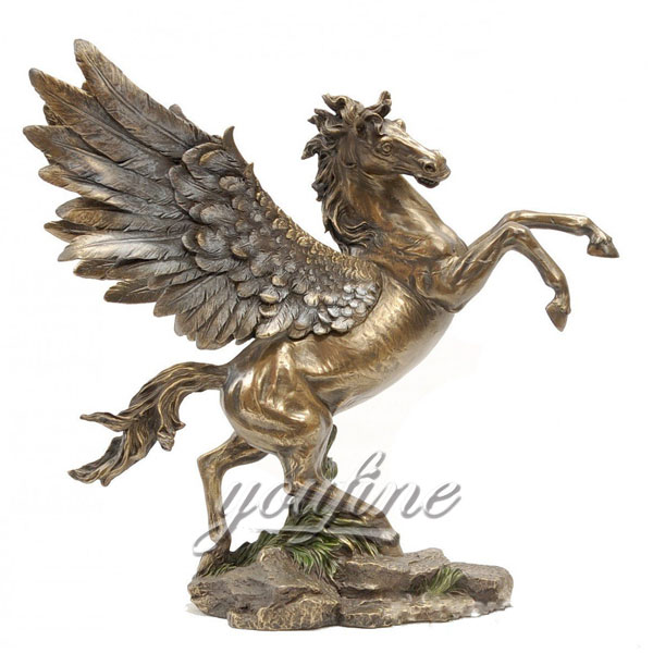 Indoor-Bronze-Pegasus-for-Decoration