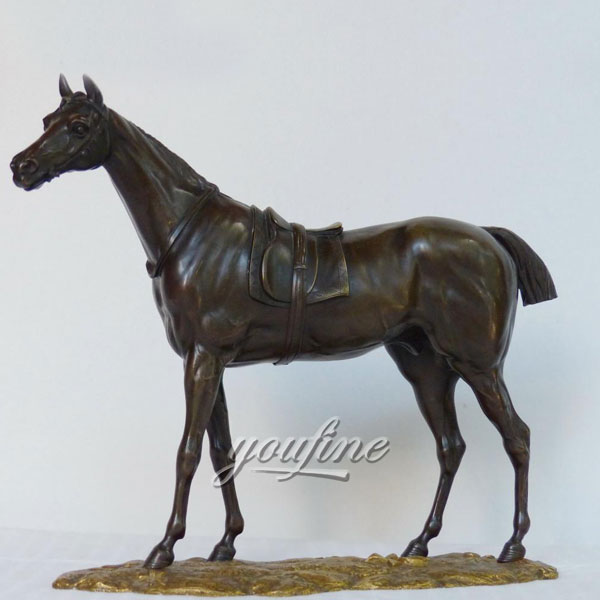 Life Size Large Bronze Horse Sculpture Artists