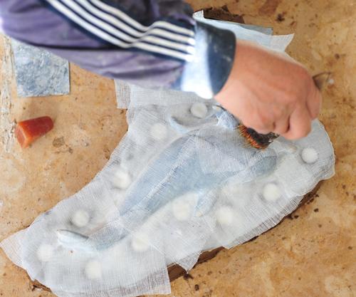 Step-2-Silicon-Rubber-Mold